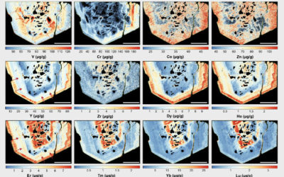 PAPER – TRACE ELEMENT MAPPING OF GARNET